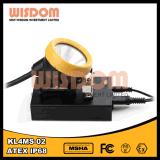 Indicatore luminoso ricaricabile del minatore di saggezza Kl4ms-02 LED, indicatore luminoso di campeggio, lampada di protezione dei minatori