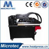 Machine plate à haute pression de presse de la chaleur avec la platine de la chaleur de grand format