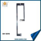 Ручка двери шарнира двери новой квадратной формы стеклянная
