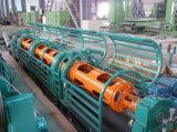 Jlg 관 좌초 기계, 기계를 만드는 철강선