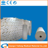 吸収性の白い医学のガーゼロール100%年の綿