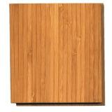 Pavimento de bambu sólido carbonizado vertical