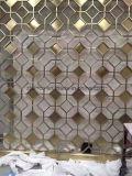 Подгонянные роскошью рассекатели комнаты металла