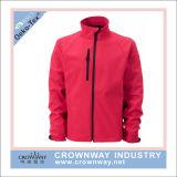 Куртка Softshell репеллента воды людей с ваткой внутрь