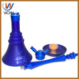 Vidro Smoking Hand Pipe Craft Bottle Hookah Ashtray