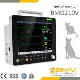 Monitor paciente de varios canales aplicable del animal (BMO210V)