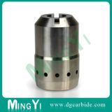 Perfurador de furo Shaped especial do carboneto do RUÍDO do CNC, perfurando o perfurador
