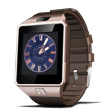 Hot Bluetooth Smart Watch montre-bracelet au poignet synchronisation téléphone Android ou ISO DZ09