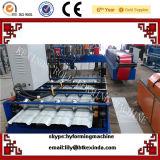 Prensado automático del panel de la azotea que curva la máquina