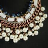 سبيكة نمو [رترو] قصيرة مجوهرات لؤلؤة عقد