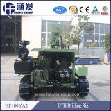 크롤러 Type~ Hf100ya2 유압 Downhole 교련 기계