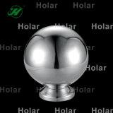 ステンレス鋼の上の球