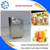 Acero inoxidable de alta presión de la leche homogeneizador