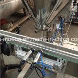 El taladro del polvo de la proteína pesa el llenador de relleno de la empaquetadora