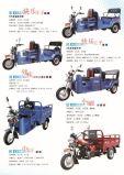 콘테이너 상자 Cargon 세발자전거, 150cc 3 바퀴 기관자전차