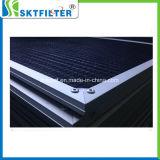 Filtro de aire de nylon del acoplamiento de la venta caliente con el marco de aluminio