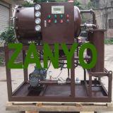 Macchina di olio combustibile chiara del filtrante senza il sistema di riscaldamento