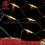 lumière nette raccordable de chaîne de caractères de DEL personnalisée par 1*1m pour la décoration extérieure