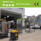 HDPE Abfall-Plastikflaschenreinigung DES PET-pp., die Zeile aufbereitet