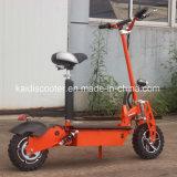 Evo tous terrains diplômée par ce 2 roues pliant le scooter électrique 1600W
