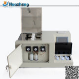 Тестер кисловочного значения оборудования для испытаний анализа масла польностью автоматический