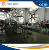 Linea di produzione di riempimento dell'acqua pura automatica piena