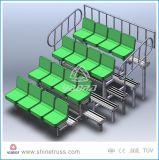 Fabrikmäßig hergestellter Innengymnastik-Zuschauertribüne-StadionBleacher