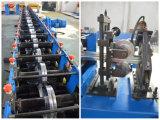 Toit en Acier de construction Batten Hat la formation de tartre machine à profiler de canal