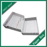 Caja de papel de embalaje plegable