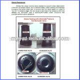 Preço plástico de borracha da câmara do teste de envelhecimento do ozônio do uso