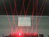 6heads de vette Serie van de Laser van de Disco van de Straal Koele RGB