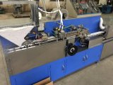 Hohe Kapazitäts-Doppelt-Kopf-Baumwollputzlappen-Stock, der Maschine herstellt