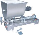 Solo llenador principal de la goma de la máquina de rellenar de la goma con la mezcla de China