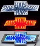 Firmenzeichen-Abzeichen-Licht des Lmusonu Automobil-Auto-3D LED für Chevrolet