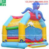Revestimento Inflável de Octopus de PVC de 0,55mm durável para Venda, Casa de Bounce