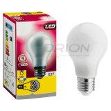Lampadina certificata SAA di E27 7W LED A60
