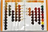 Профессиональный связыватель цены по прейскуранту завода-изготовителя диаграммы цвета сливк цвета волос