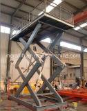 Scissor la Tabella di elevatore con azionamento idraulico (SJG3-4)