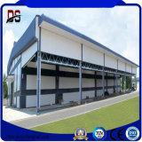 Edificios de marco de acero pre dirigidos para el taller de acero
