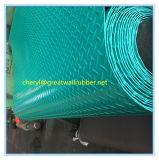 Strato di gomma non tossico verde chiaro dell'Non-Odore SBR con il certificato di PAHs