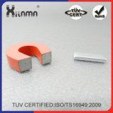Rot-Form-Hufeisenhochleistungsalnico-Energien-Magneten für Ausbildung
