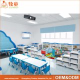 Klassenzimmer-Möbel-kleine mittlere grosse Größe Prechool Plastikkleinkind-Aktivitäts-Stuhl