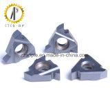 삽입 절단 도구를 스레드하는 텅스텐 탄화물 CNC