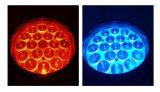 De waterdichte LEIDENE 19*15W Lichte DMX Gecontroleerde Blikken van het PARI met Gezoem
