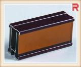 Extrusion profiles en aluminium/aluminium pour porte de meubles