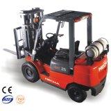 Grande vendita! Carrello elevatore a forcale approvato del Ce \ ISO9001 Gasoline/LPG