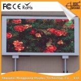 Installation fixe d'intérieur Using l'écran polychrome de l'Afficheur LED P6 pour Advetising