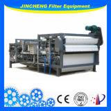 Fascia Filter Press per Wastewater Treatment