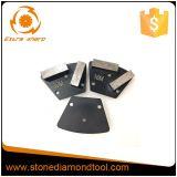 Diamond ремонт инструмента или бетонном полу шлифовки блока