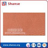 制酸性の耐火性の無毒で赤い革質のセラミックタイル